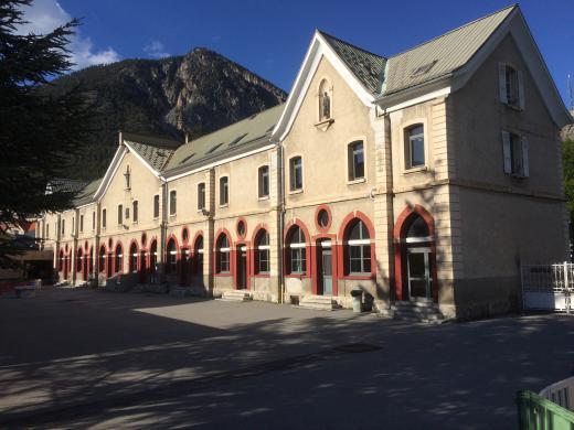 Briançon : une école privée soutient le secours populaire