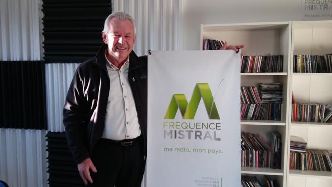 Gérard Manteau, candidat à Oraison