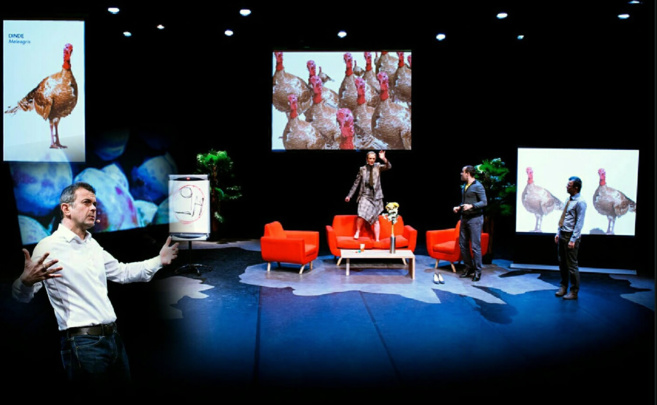 Deux événements à ne pas manquer les 15 et 17 janvier au Théâtre Durance !