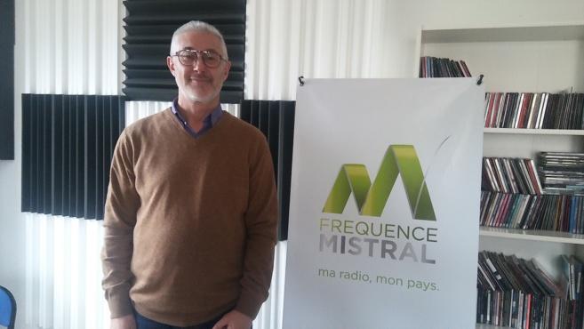 Eric Lieutaud vise Forcalquier