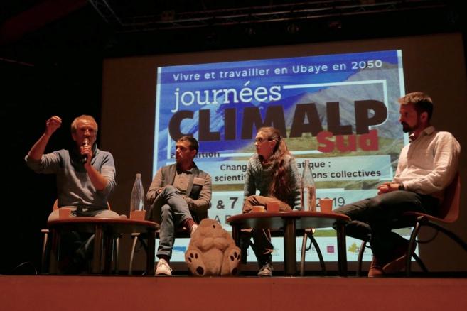 Pour le climat : l'appel de l'Ubaye