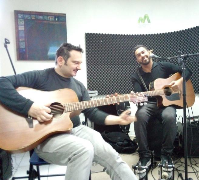 Interview et live acoustique de Wayaz