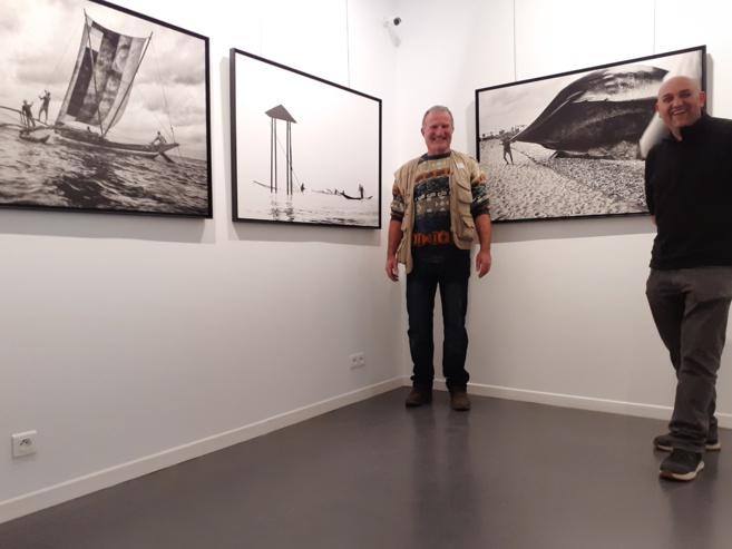 Deux aventuriers de l'image exposent à Sisteron