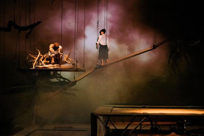Les hauts plateaux : du cirque dans les airs ce mardi 28 janvier !