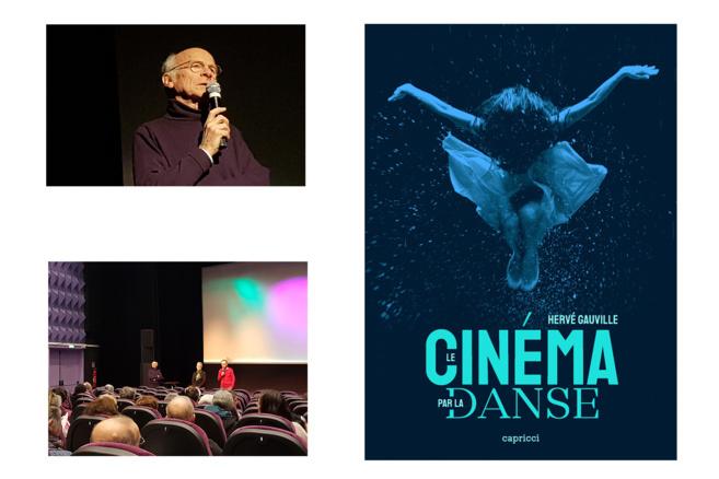 Hervé Gauville : Le cinéma par la danse