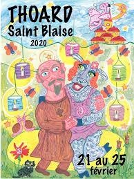 Fêter Saint Blaise à Thoard : autour d'un si festif enterrement