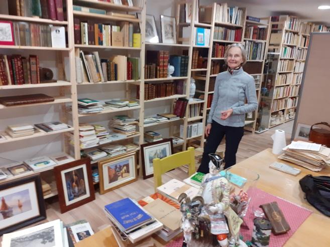 La librairie Résurgam à Sisteron : c'est voyage au bout des livres