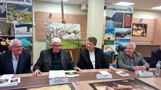 Arnaud Montebourg: une chance pour l'amande de Haute-Provence