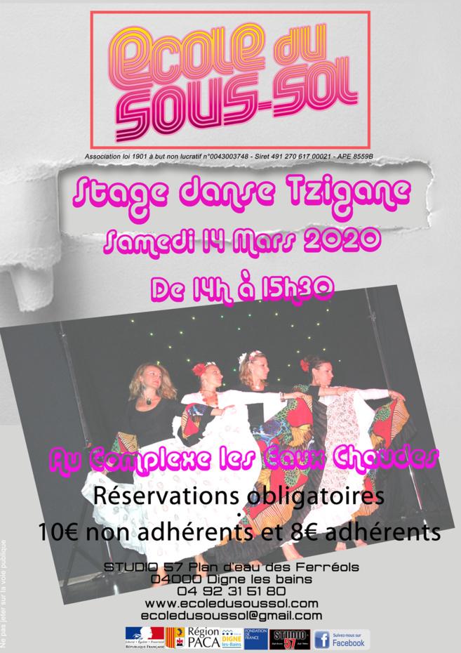 Les rendez-vous de l'école du sous-sol dès Samedi 14 mars