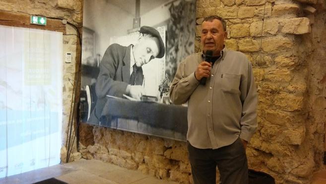 Lucien Jacques retrouve Gréoux