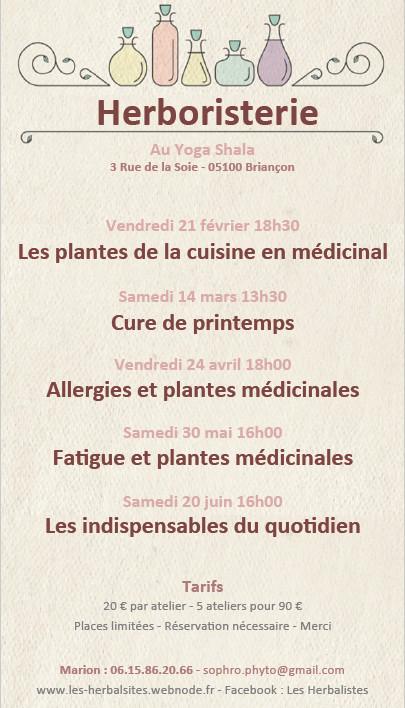 Rencontre avec une Herbaliste