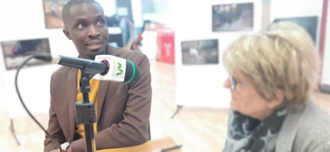 Des Coups au Coeur - Rencontre avec Mohamed Mbougar Sarr