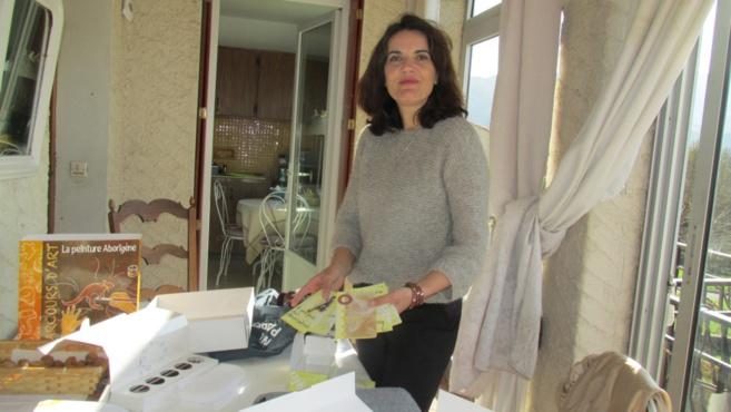 Séverine Asselineau, institutrice et mère de famille