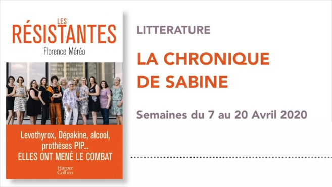La Chronique de Sabine du 11 Avril 2020