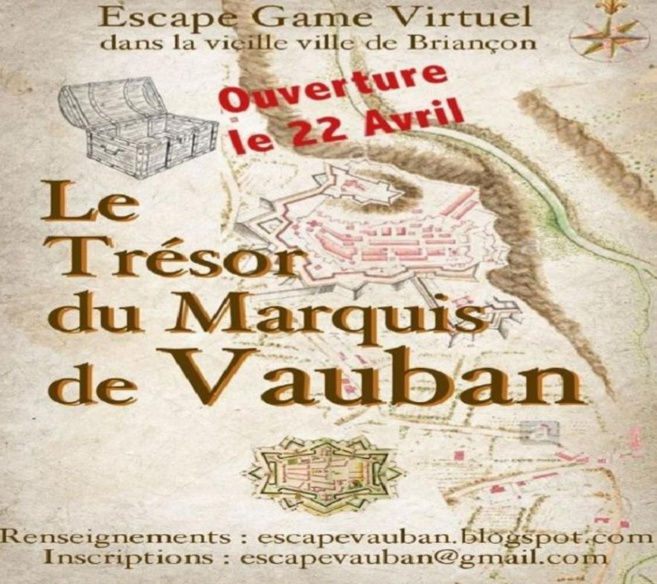 Une escape game virtuel à Briançon