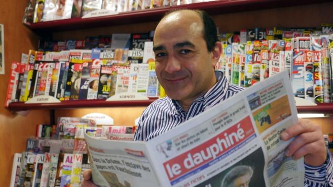 Des commerçants essentiels : les marchands de presse
