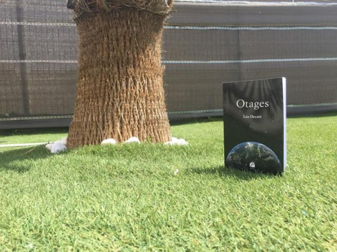 Otages, un ouvrage de Léo Descart