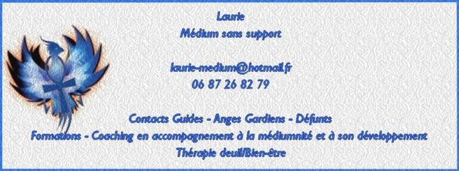 A la rencontre de Laurie Médium