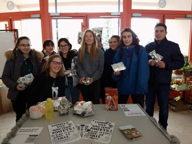une campagne de don pour l'hôpital de Briançon lancée par l'association Interact