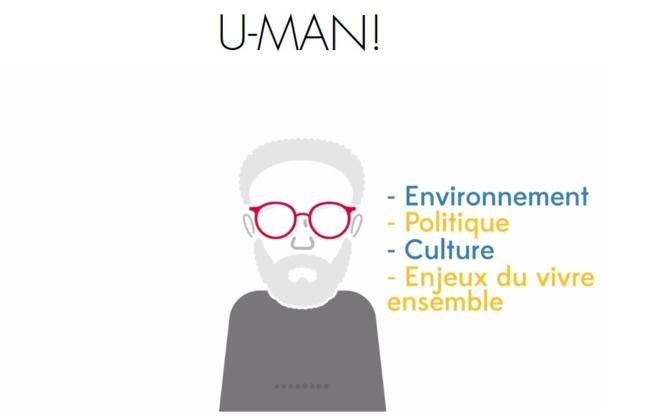 U-Man! du 24 Mars 2020