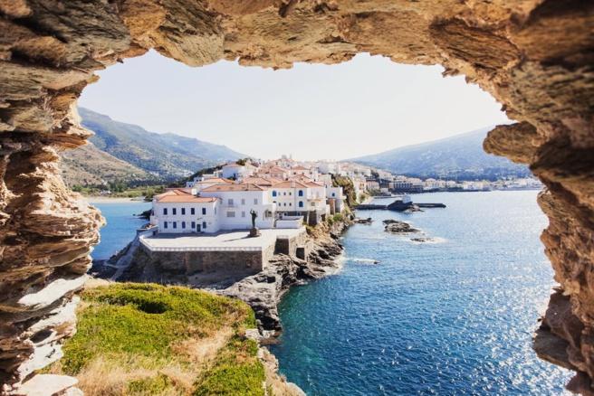 Les Chroniques de Caro : Destination Andros en Grèce partie 1