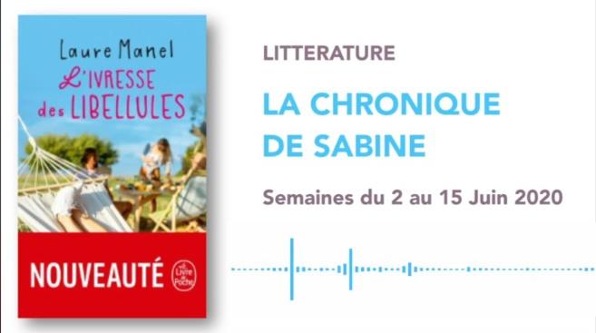 La Chronique de Sabine du 06 Juin 2020