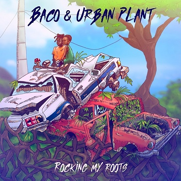 """Coffret 3 albums de Baco and Urban Plant : """"Rocking my Roots"""""""