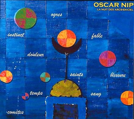 "Nouvel Album Oscar Nip : ""La Nuit des Arcs-en-Ciel"""