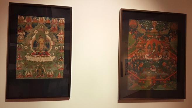Femmes et déesses tibétaines, une exposition à la Maison Alexandra David Néel