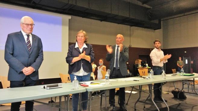 Jean-Christophe Pétrigny président de la DLVA