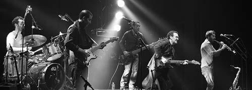 Hocine Boukella : chant, guitare, chœurs Eric Rakotoarivony : basse Abdenour Djemai : guitare Maamoun Dehane : batterie + invités