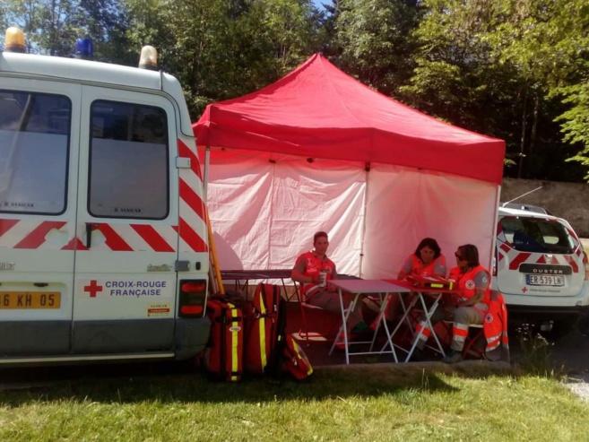 Braderie et loterie de la Croix-Rouge, le samedi 12 septembre
