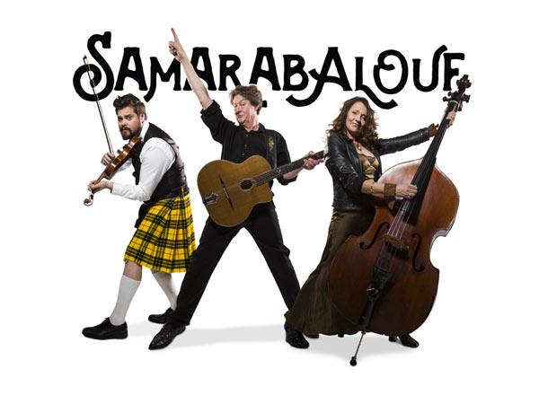 La chronique by James-Nono Future: le nouvel album de Samarabalouf
