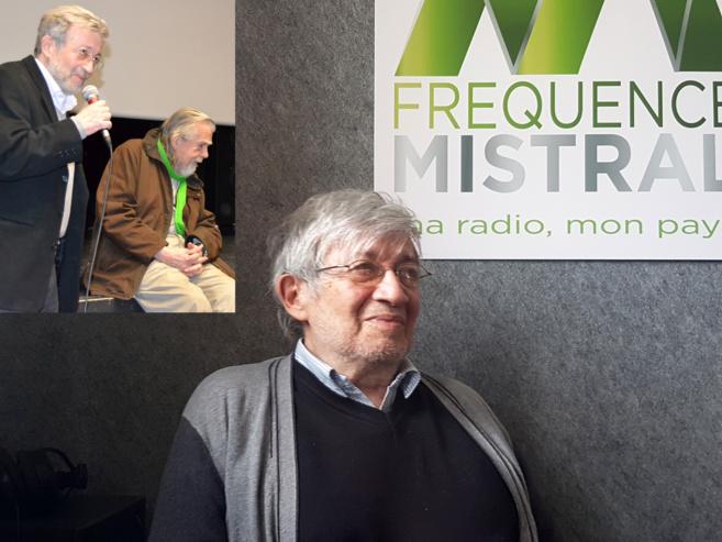 Jean-Pierre Castagna raconte ses souvenirs de l'acteur Michaël Lonsdale