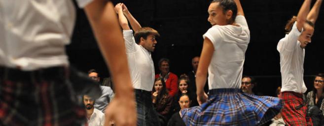 On aime  la  danse au Théâtre Durance !