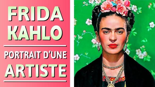 Chronique Line:La femme et l'artiste la plus singulière qui marqua le 20 ème Siècle.. Frida kahlo