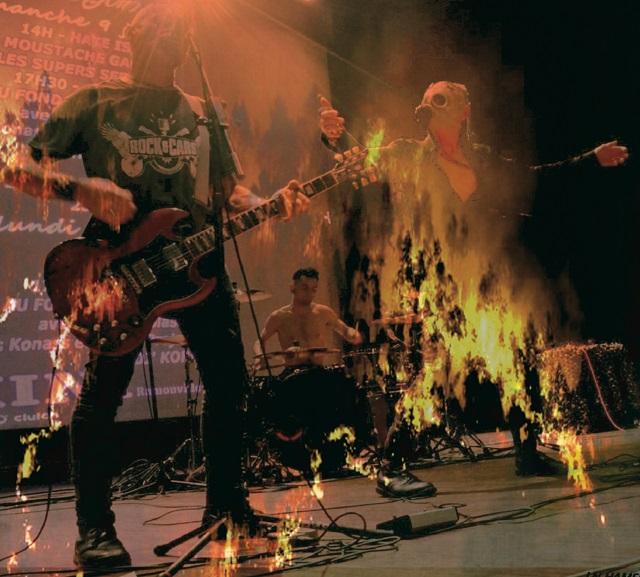 Kurt137! Nouvel album : Les terres brûlées