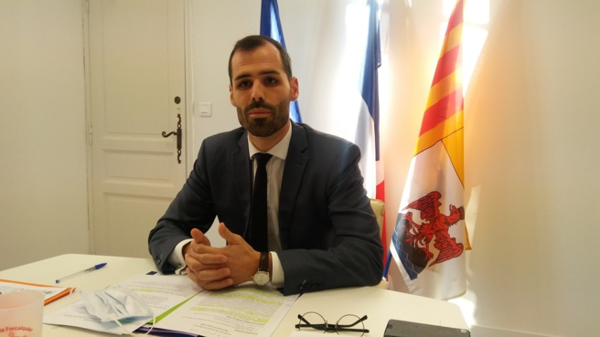 Premier bilan municipal pour David Gehant à Forcalquier