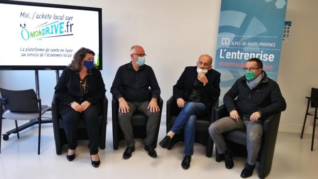 ômondrive.fr, la vente en ligne pour servir l'économie locale