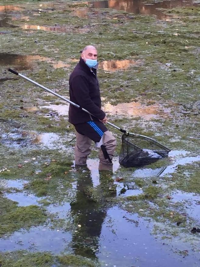 Poissons morts à La Schappe : les pêcheurs s'expliquent
