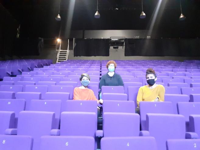 Le théâtre Durance résiste