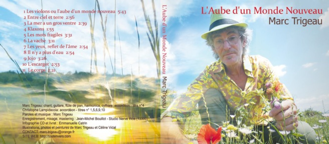 Poète et artiste atypique : rencontre avec Marc Trigeau