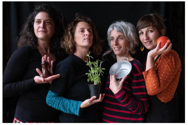 'Du Beurre dans les épinards', cuisine et éducation populaire