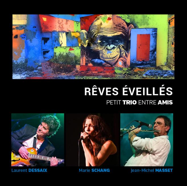 Un nouvel album du groupe Briançonnais « Petit Trio Entre Amis » !