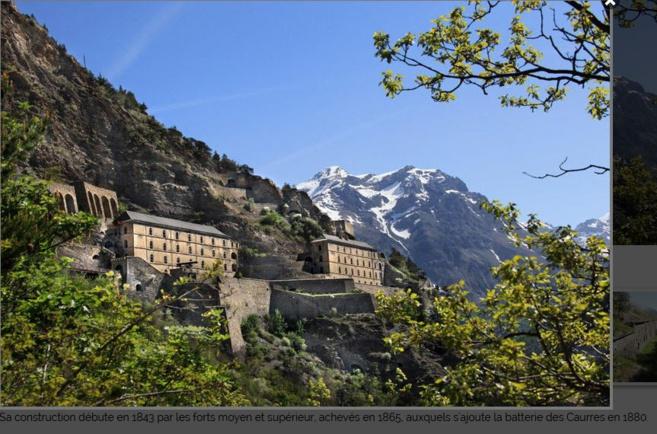 Patrimoine : Le fort de Tournoux choisi par Mission Bern
