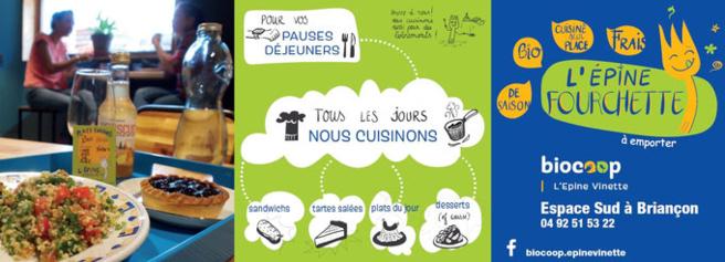 l'Épine Fourchette, vos plats bio et responsable à emporter !