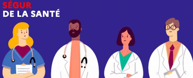 Les exlus du Ségur de la santé