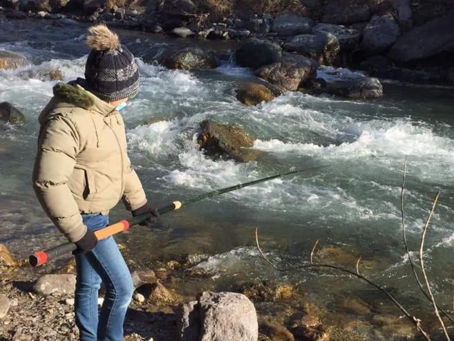 Une belle ouverture et un beau programme à venir pour la pêche à Briançon