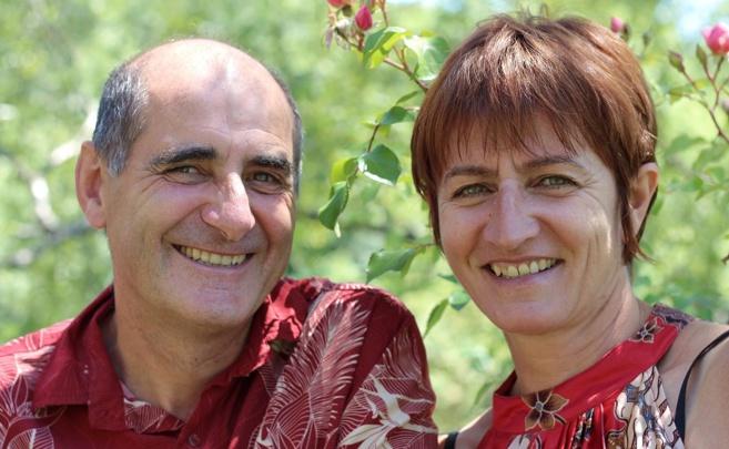 Rose et Gilles GANDY