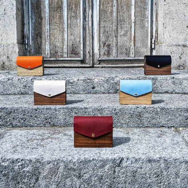 Ceuza , la marque novatrice de sacs en bois et interchangeables..